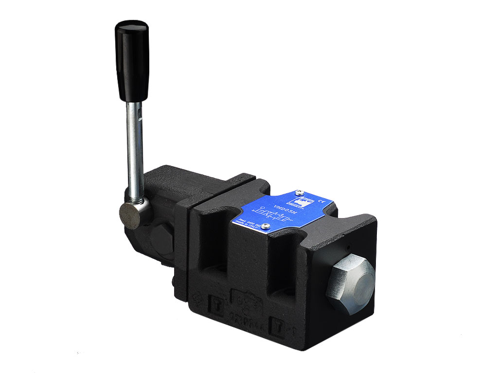 Air Hydraulic Lever Operated Directional Control Valve