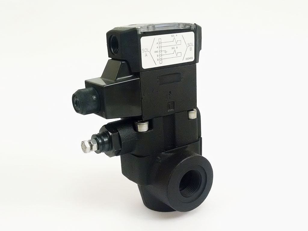 Threaded InLine Body Pressure Controls