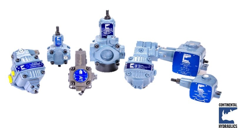 Variable Volume Vane Pumps